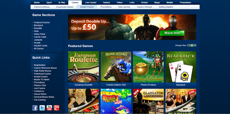betfred online casino review
