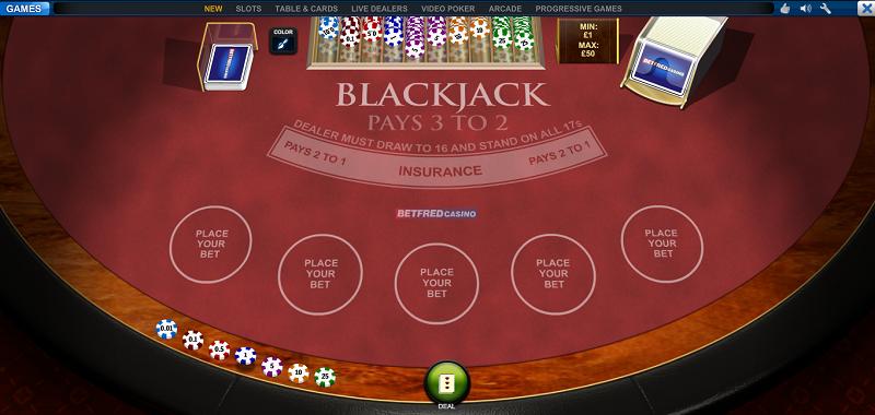 online casino top