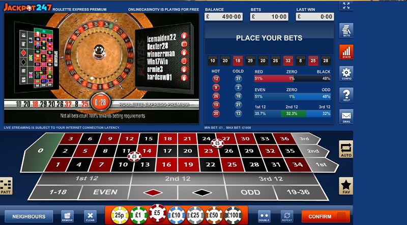 Is online roulette safe